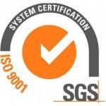 Logotipo de Iso 9001